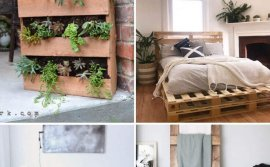 10 DIY Pallet Projects for Your Home and Garden