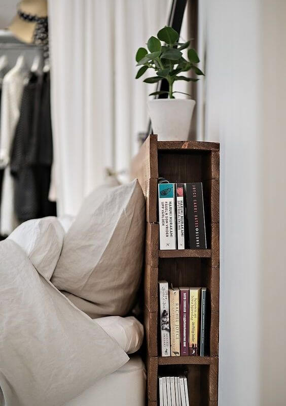 9 Creative Tricks To Keep Your Bedroom Organized
