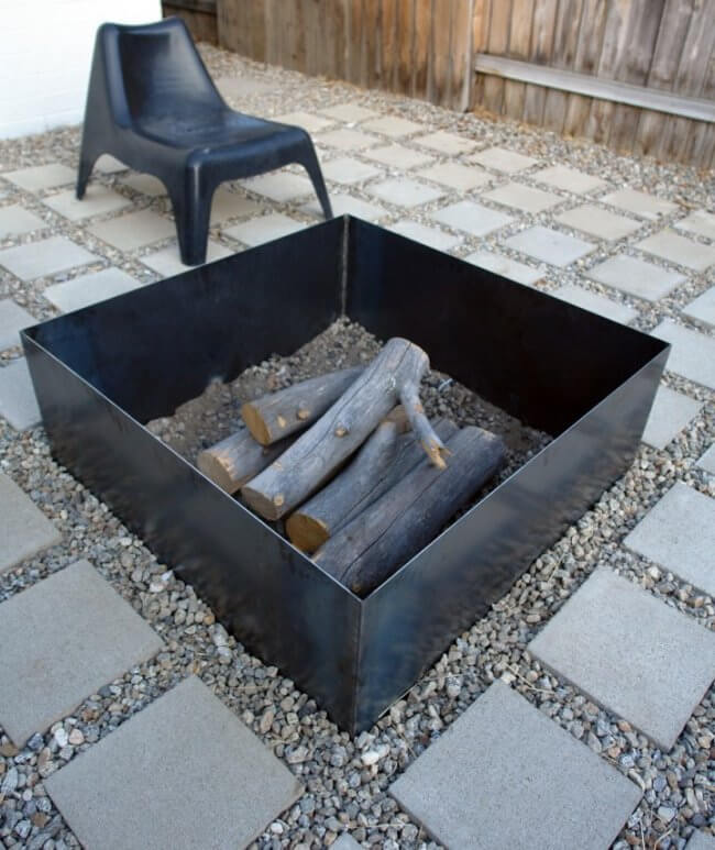 Fire Pit : Redux