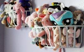 8 DIY Toy Storage Ideas