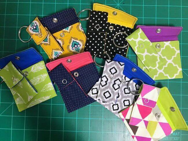 Create Your Own Earbud Pouch