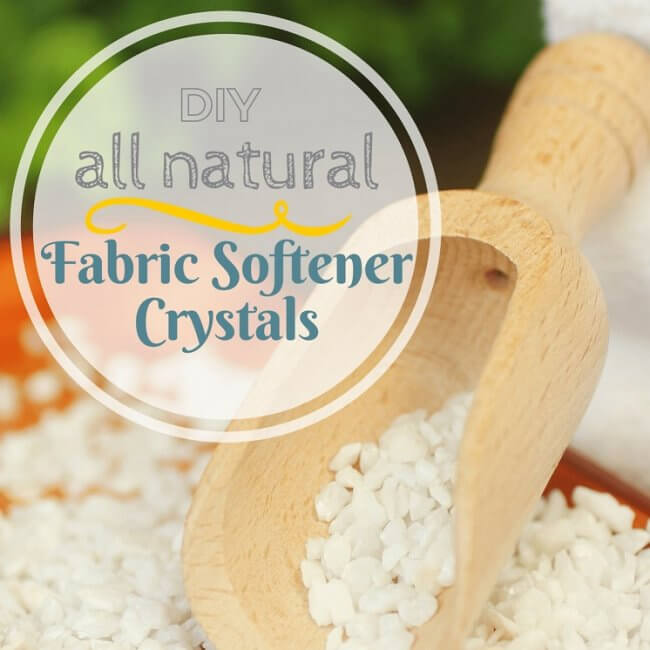 12 Homemade Cleaning Products That Will Make You Ditch Store-bought - DIY Laundry Crystals Recipe