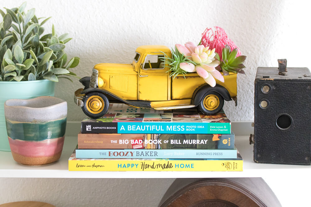 Diy Truck Terrarium Decor