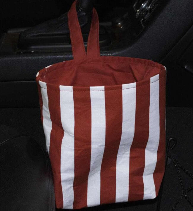 Easy Diy Car Trash Bag