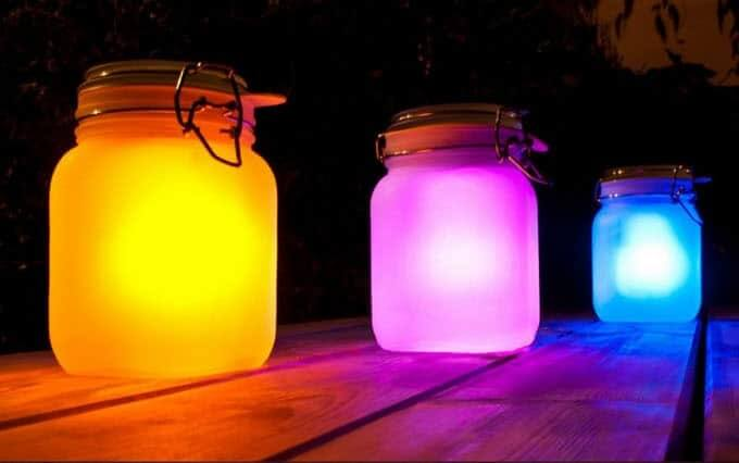 Easy Diy Solar Outdoor Lighting Ideas, Aka Diy Sun Jars!