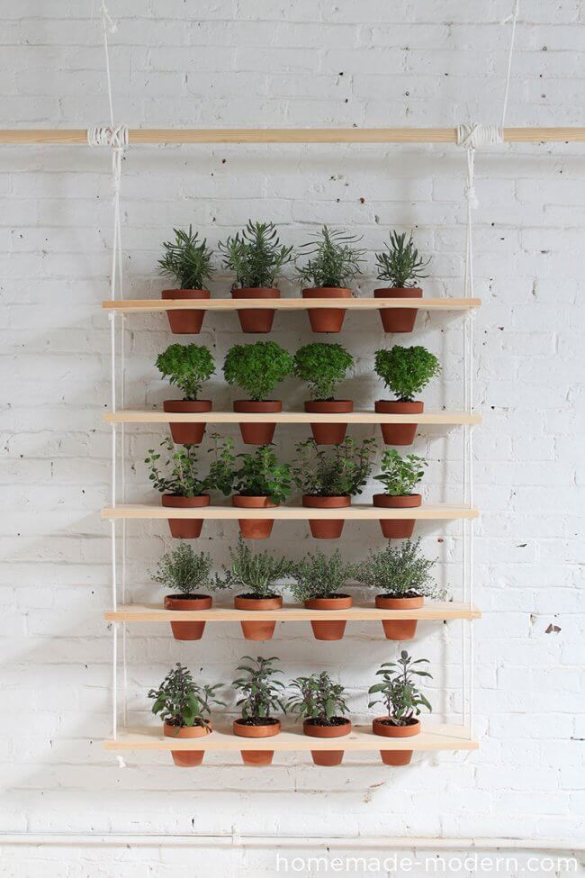 Hanging Garden For Condos Or Apartments