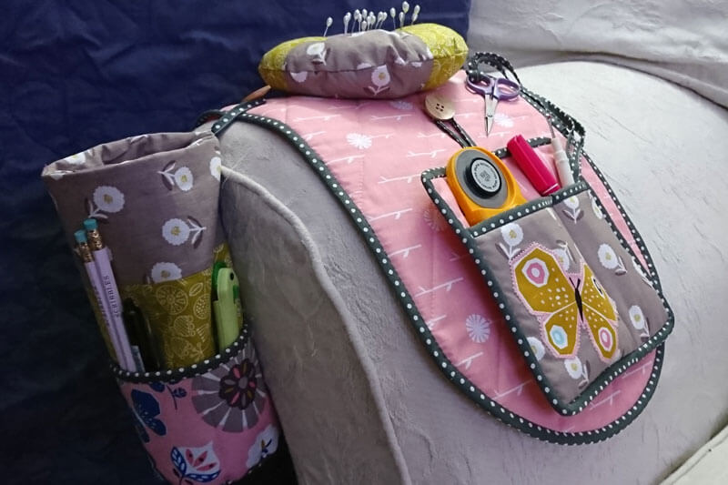 Make You Own Sofa Sewing Caddy