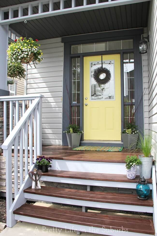 My Front Porch Makeover Reveal