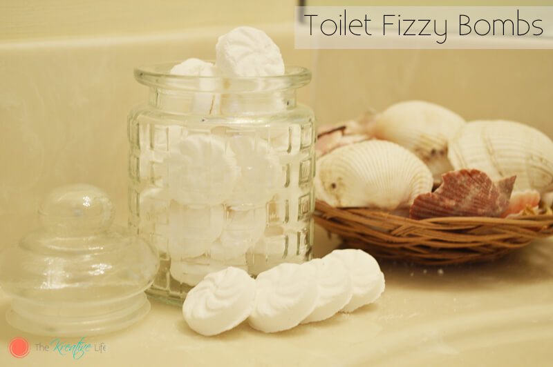 12 Homemade Cleaning Products That Will Make You Ditch Store-bought - Natural Toilet Fizzies