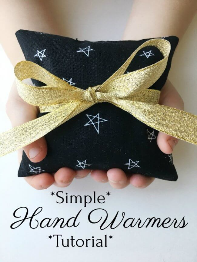 Simple Hand Warmers Tutorial
