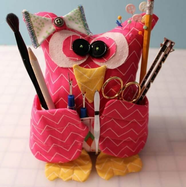 "The ""Owl You Need"" Sewing Buddy"