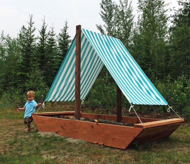 Boat Sandbox