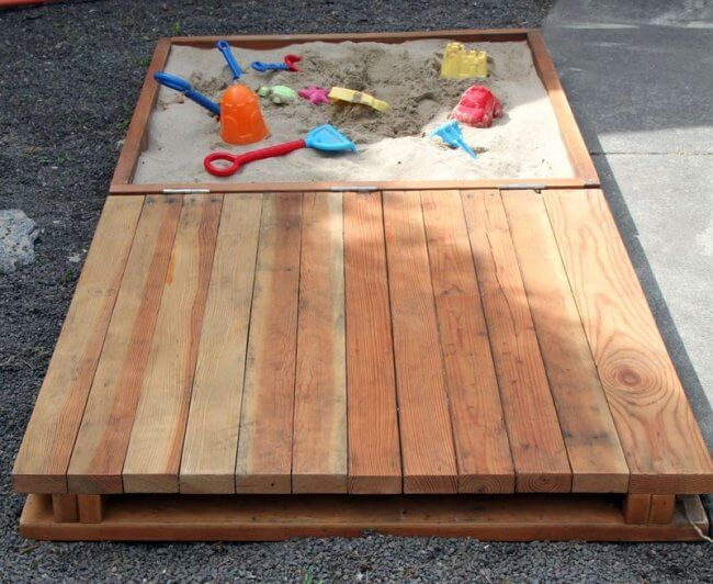 Deluxe DIY Sandbox Tutorial