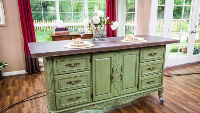 Ken's Diy Kitchen Island