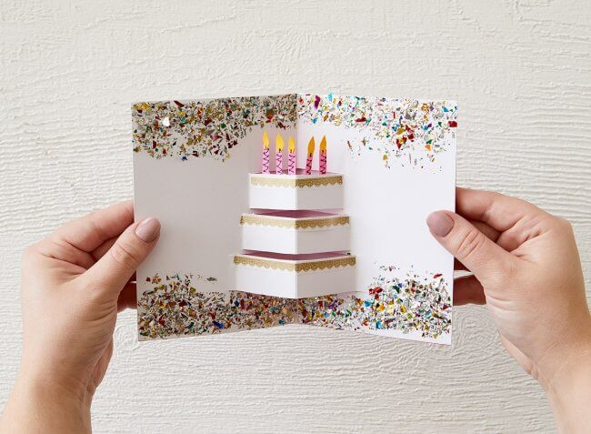 Make a DIY Pop-Out Birthday Card