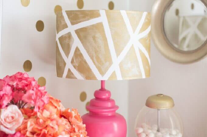 20 Diy Tutorials To Make The Most Eye-catching Lampshades