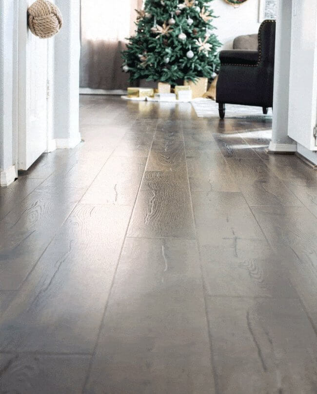 Beautiful Pergo Outlast+ Vintage Tobacco Oak Flooring