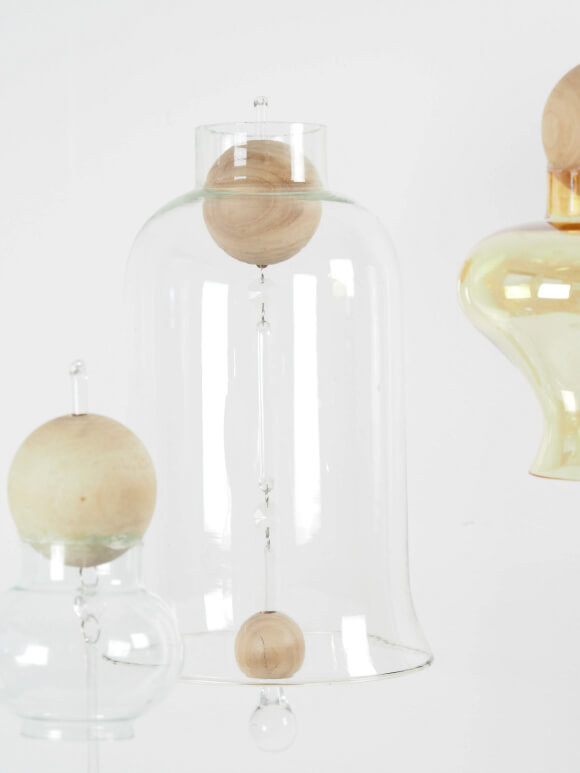 DIY Japanese Inspired Wind Chimes