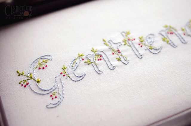 Gentleness & Self-control – Free Embroidery Patterns!