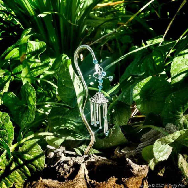 Make Your Own Fairy Wind Chimes – Easy DIY