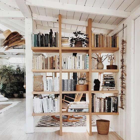 Book Shelf Divider