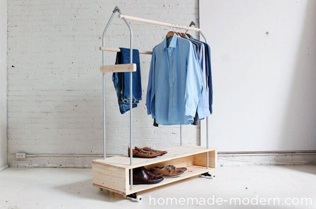 EP31 Garment Rack
