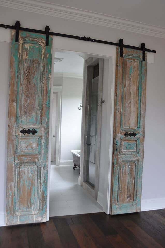 Vintage door Replica