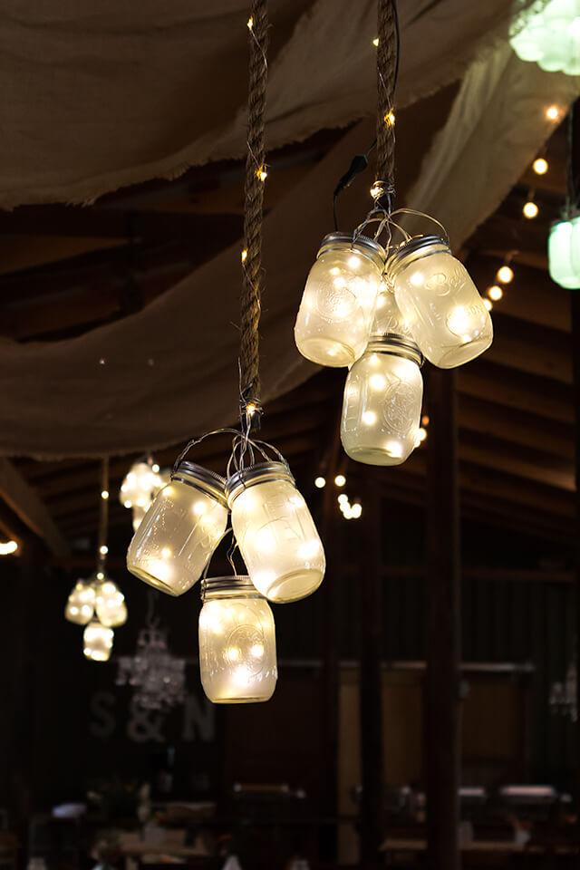 Led Mason Jar Lights