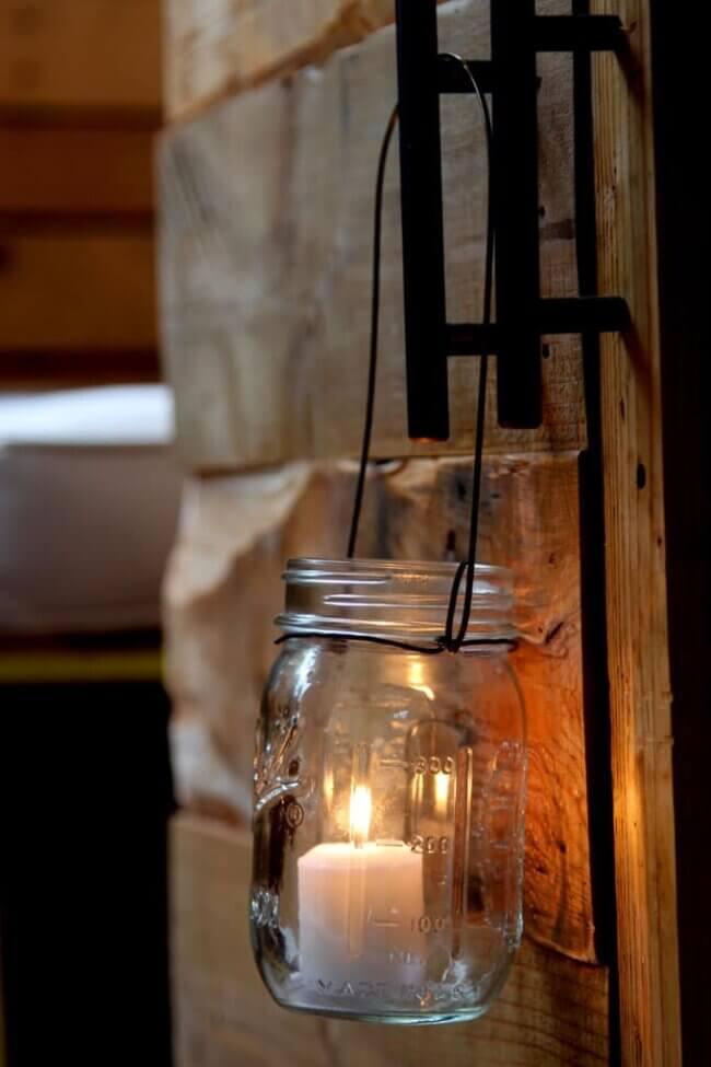 Magical Diy Hanging Mason Jar Lights (Easiest Ever!)