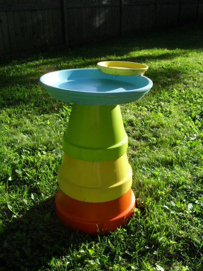 More Backyard Inspiration Birth Bath