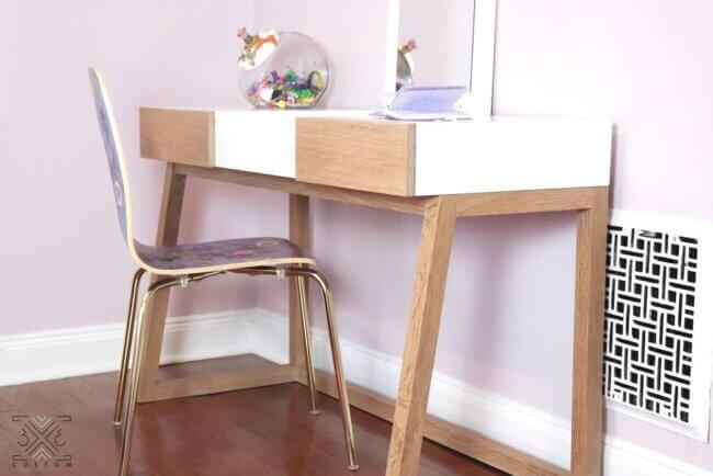 Modern Vanity Desk