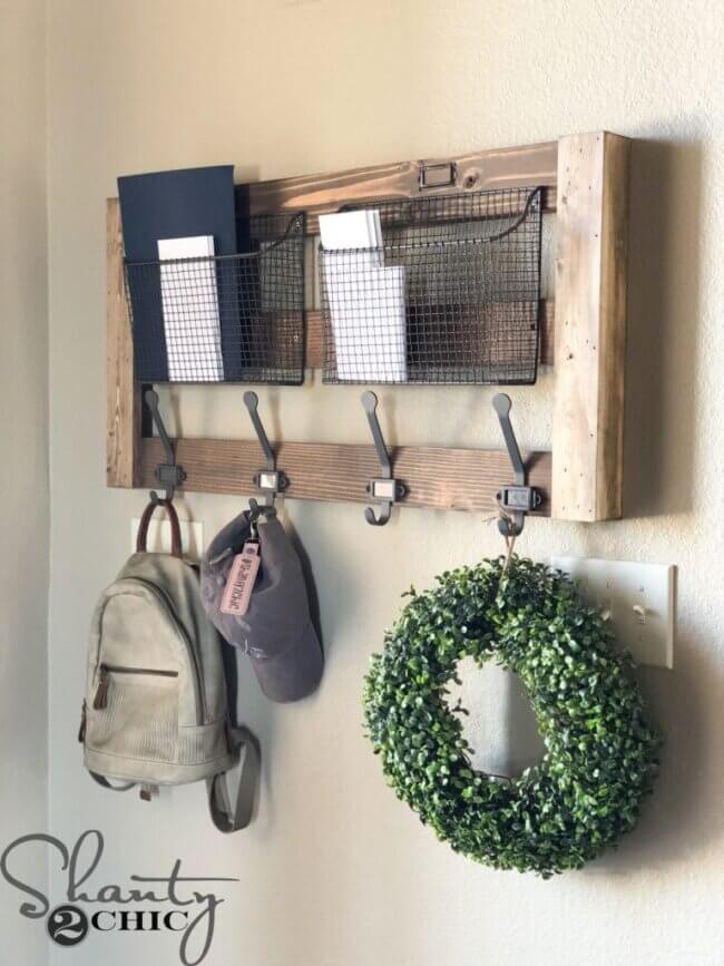 Diy Wall Organizer