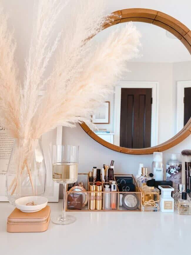 Home Series: Makeup And Vanity Organization