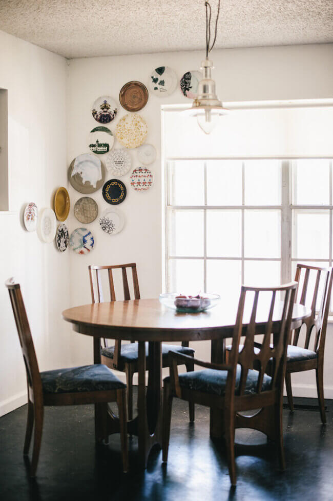 Making It Work In A Bare-Bones Texas Home