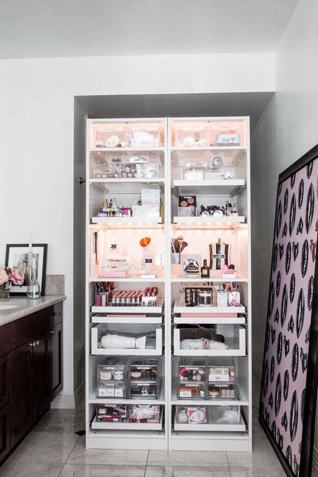 My Makeup Installment And Organization