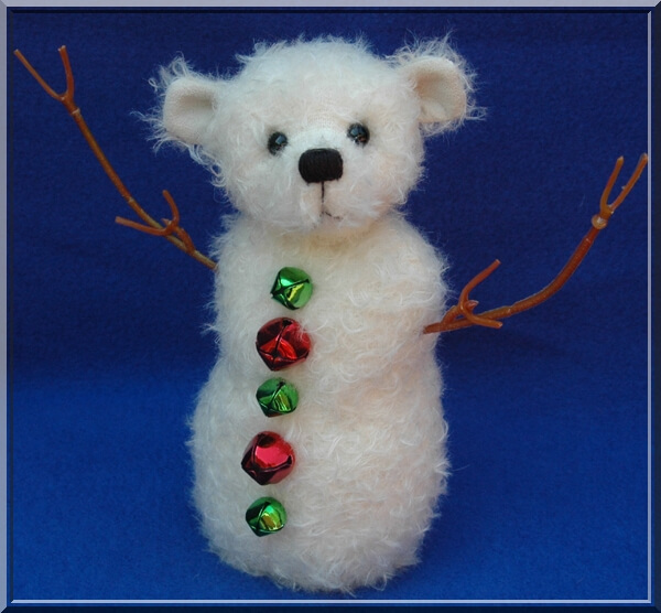 Snow Bear Pattern