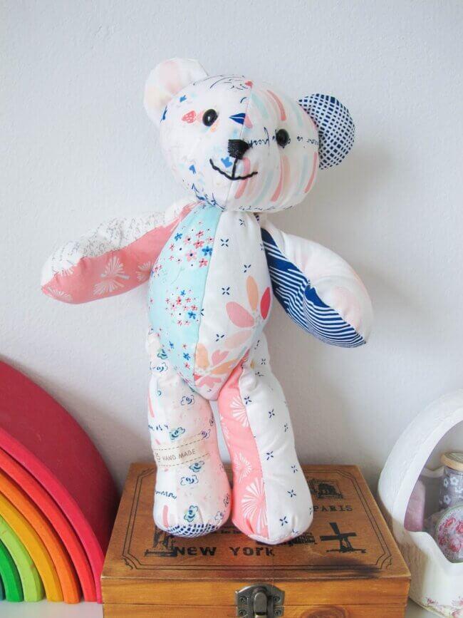 Teddi The Bear Pattern (Free!)