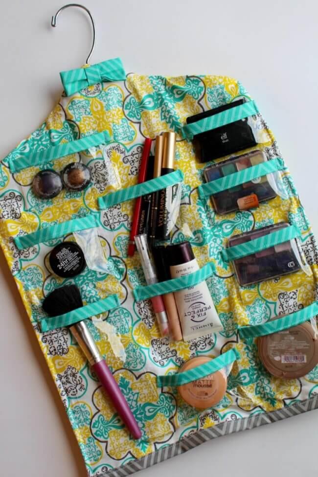 Hanging Makeup Organzier
