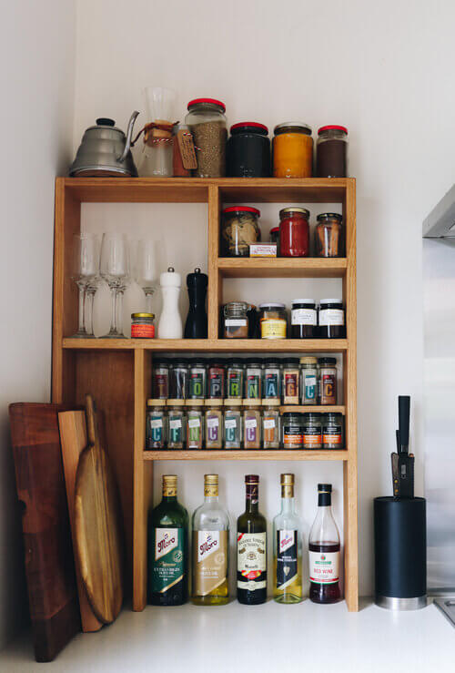Diy Spice Rack - Free Downloadable Plans