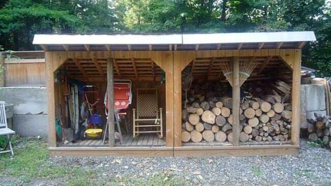 Weeknd Project: Build a Woodshed