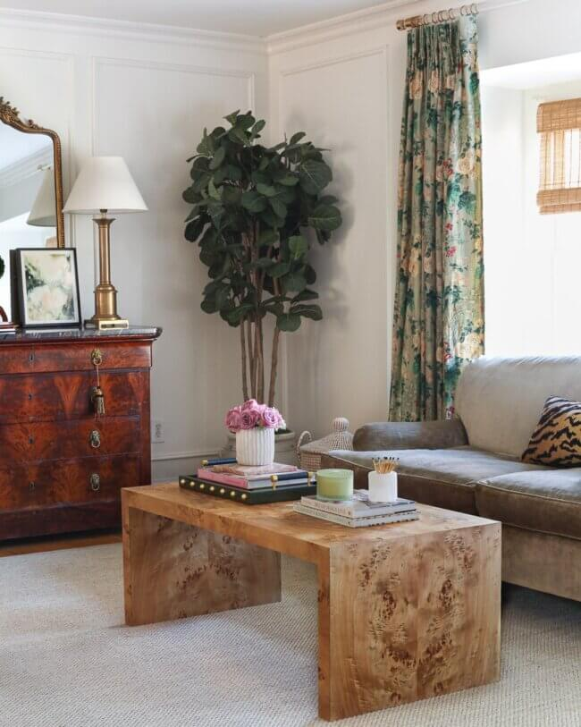 Diy: How To Make Your Own Custom Burl Coffee Table