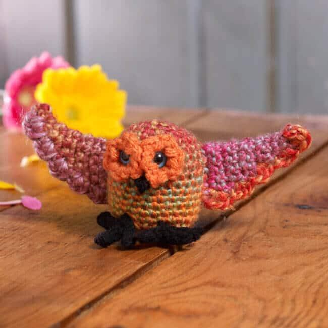 Red Heart Nite Owl