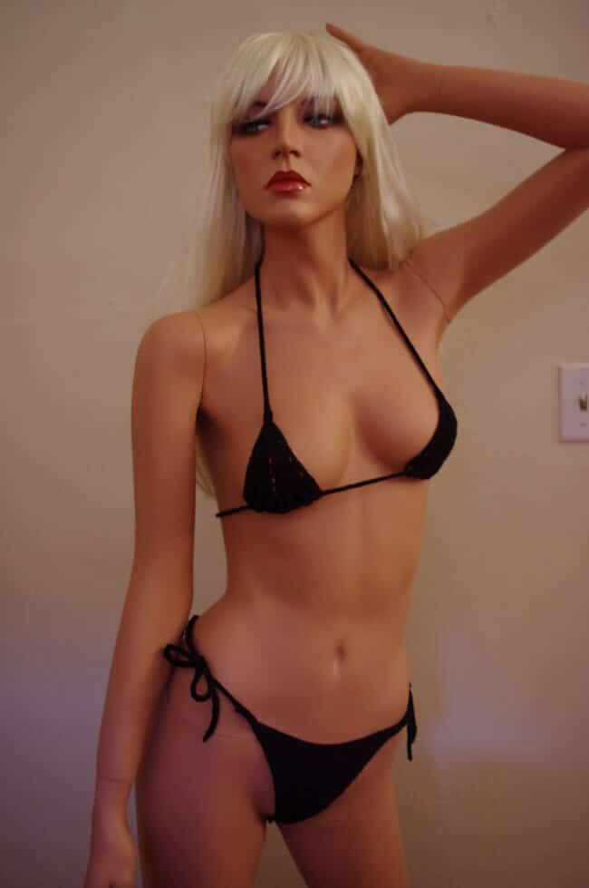 Black Micro Bikini