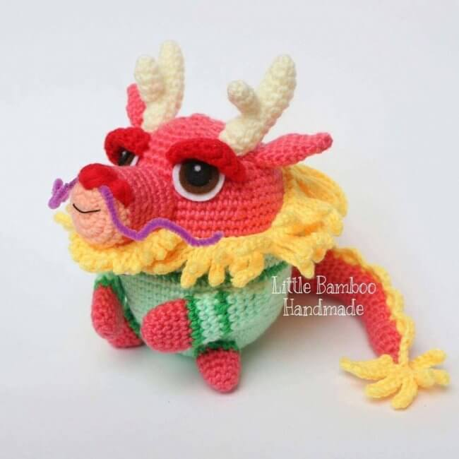 Dragon The 12 Zodiac Egg