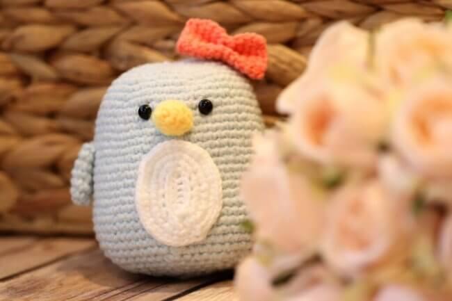 Bingsoo the Chubby Penguin