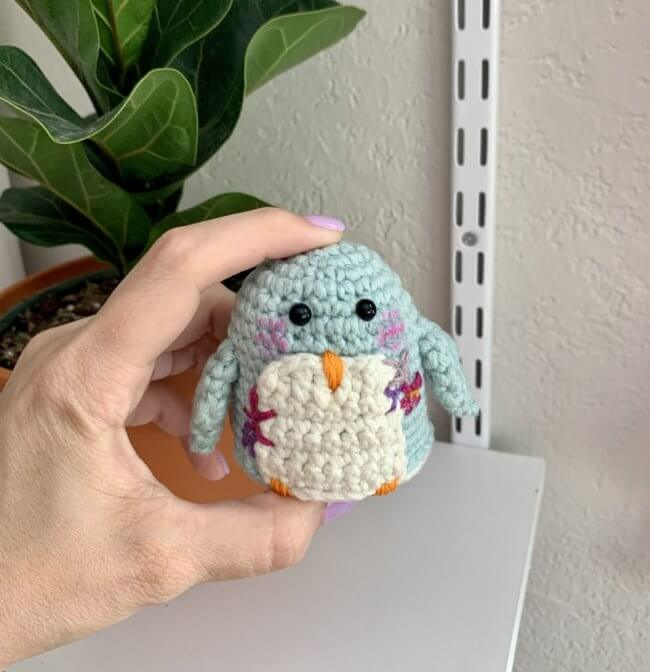 Crochet Penguin Pattern
