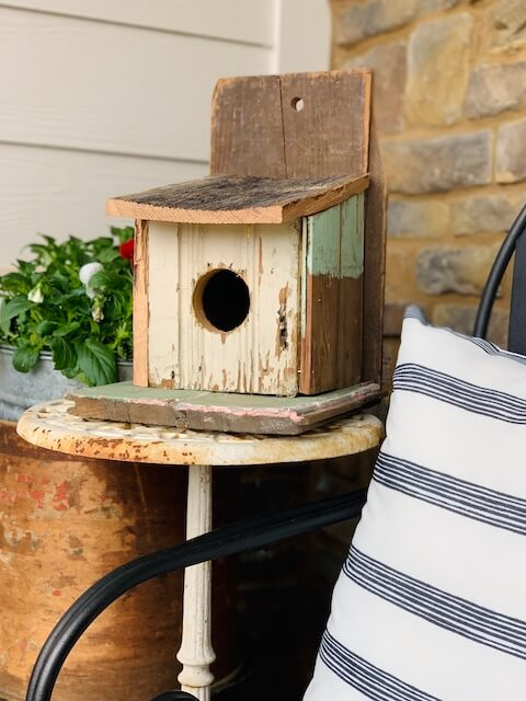 How To Build A Birdhouse With Scrap Wood