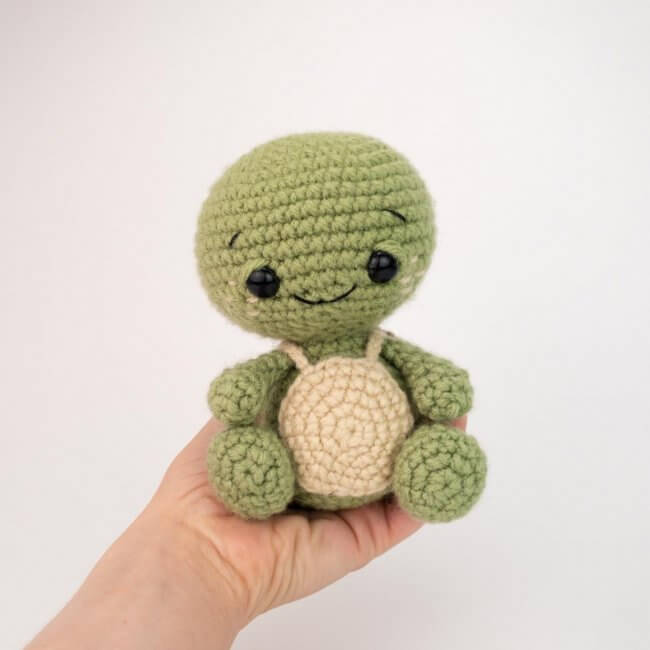 PATTERN: Tommy the Turtle
