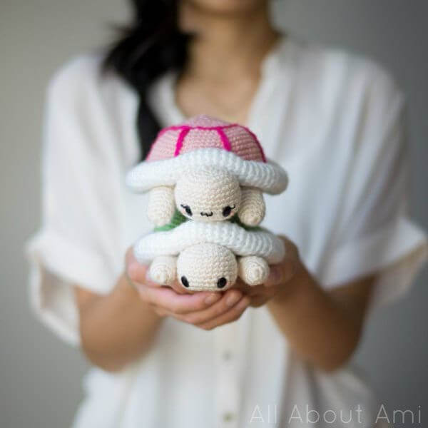 Pattern: Amigurumi Turtle