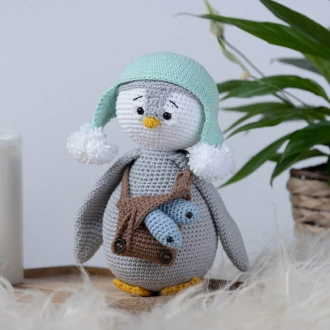 Pong the Penguin